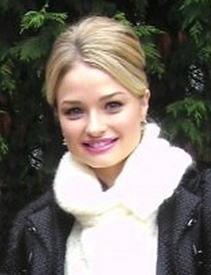 Emma Rigby - Rigby in September 2011