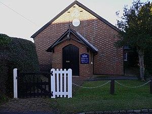 John Sirgood - Image: Emmanuel Fellowship Chapel, Loxwood (Geograph Image 2225695 7541ef 04)