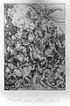 Engraving by Albrecht Durer, 1911 Wellcome L0024993.jpg