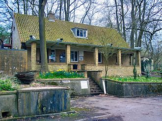 Regional seat of government - Image: Entrance to Kelvedon Hatch Nuclear Bunker