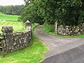 Entrance to Marwhirn from A712 road - geograph.org.uk - 538594.jpg