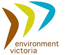 Image result for environment victoria logo