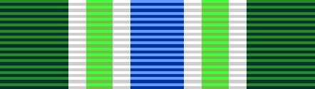 Environmental Protection Agency Superior Service Ribbon (Silver) 2