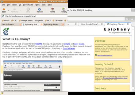 GNOME Web - Wikiwand