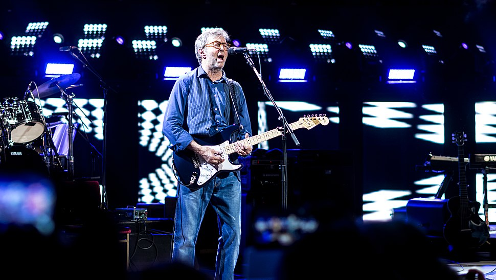 Eric Clapton - Royal Albert Hall - Wednesday 24th May 2017 EricClaptonRAH240517-23 (34823535392)