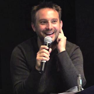 Eric Stough American animator and producer (born 1972)