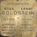 Erinnerungsstein für Rosa und Ernst Goldstein.jpg