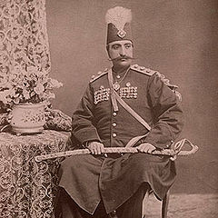 Ermakov, Dimitri (1846-1916). A Persian official (Georgian National Museum).jpg