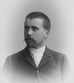 Ernst Leonard Lindelöf - Image: Ernst Lindelof