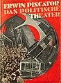 Erwin Piscator - Das politische Theater, 1929.jpg