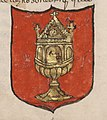 Escudo da Galiza no Libro de linajes de España (séc. XVI).jpg