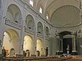 Església de Betlem, tribuna i presbiteri.jpg