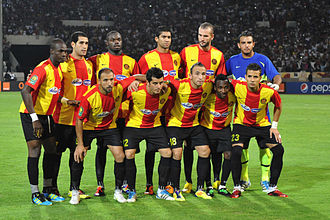 Espérance Sportive de Tunis - Espérance Sportive de Tunis, African Champions League final in 2011