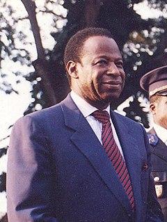 ivorischer Politiker, Präsident der 49. UN-Generalversammlung