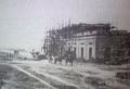 Estación ferrocarril Belgrano de Córdoba (Argentina) en construcción a finales de los años 1880.png