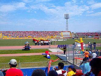 2004 Copa América - Image: Estadio Elias Aguirre Oriente