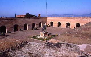 Estàtua eqüestre de Francisco Franco