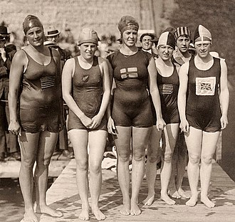 swimming at the 1920 summer olympics women s 100 metre freestyle