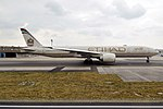 Etihad Airways, A6-ETK, Boeing 777-3FX ER (29447153117).jpg