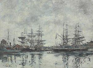 Eugène Boudin - Deauville, le bassin.jpg