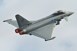 Eurofighter Typhoon FIA 2012