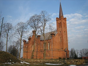 Religion in Lithuania - Lithuanian Evangelical Reformed Church in Biržai