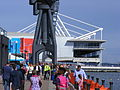 Excel Centre London 2012 Olympic games. (7706106372).jpg