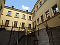 Exercise Yard of Former KGB Headquarters - Museum of Genocide Victims - Vilnius - Lithuania (27788534471) (2).jpg