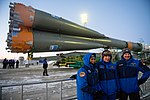 Expedition 54 Soyuz Rollout (NHQ201712150026).jpg