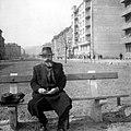 Férfi portré 1947, Budapest. Fortepan 29593.jpg