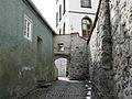 Füssen - Faulenbachgässchen - Stadtmauer 02.JPG