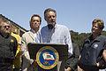 FEMA - 37131 - FEMA Administrator Paulison at the podium in California.jpg