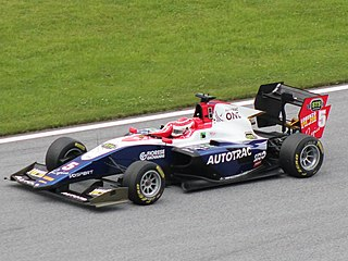 Pedro Piquet Brazilian racing driver