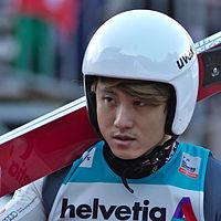 FIS Ski Jumping World Cup 2014 - Engelberg - 20141221 - Seou Choi.jpg
