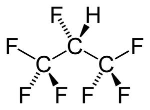 1,1,1,2,3,3,3-Heptafluoropropane - Image: FM 200 2D