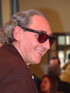 Franco Battiato Italian singer-songwriter, composer, and filmmaker