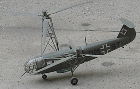 Image illustrative de l'article Focke-Achgelis Fa 223 Drachen