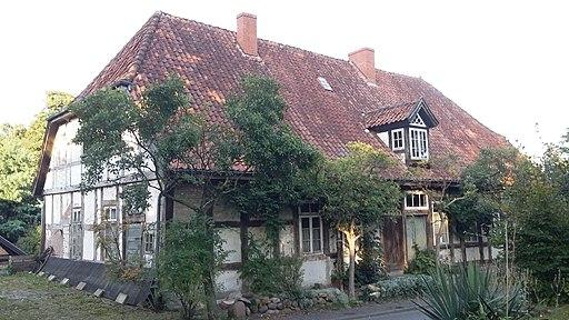 Fachwerkhaus in der Beckstraße