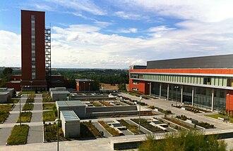 Complutense University of Madrid - Ciudad Universitaria de Madrid