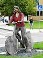 Fahrradfahrerin PeterNettesheim Euskirchen 0839.jpg