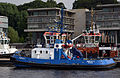 Schlepper Fairplay X in Hamburg