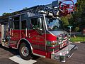 Falcon Heights Fire Department - Ladder 757 - parked on street 05.jpg