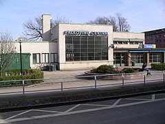 Falköping station.   JPG