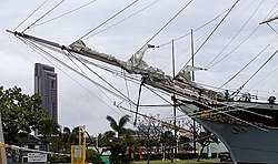 meaning of bowsprit