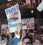 Famers for Reagan-Bush and Youth for Bush signs.jpg
