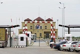 Turkmenistan–Uzbekistan border International border