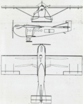 Farman F.170 3 view NACA Aircraft Circular No.12.png