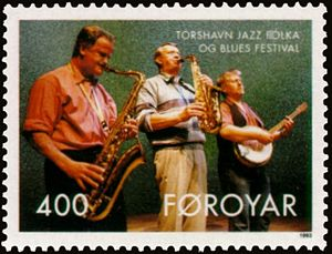 Music of the Faroe Islands - Faroese Jazz, Folk and Blues festival