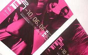 Fashion in Film Festival - Poster for Fashion in Film Festival by Sean O'Mara