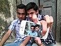 Fazla rabbi arnob selfie.jpg